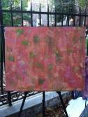 First Friday Live Painting Completed 9.6.13